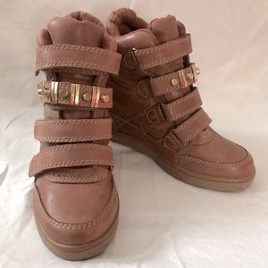 Aldo Wedge Fashion Sneakers